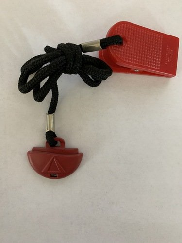 Smooth Safety Key item 735-R for Model 7.35 (S000PF-001)