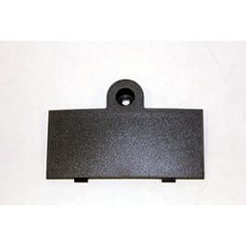 Matrix E1X Console Elliptical Battery Cover;ABS/746;MX CL/GY;U1x-01; Part Number 0000090286