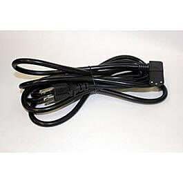 Vision Fitness T8500HRC TM08 Treadmill  Power Cord Part Number 002137-E