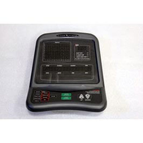 Vision X6600HRT (EP67) Console Assembly 600 Series Model No. X6600HRT (EP67) Part No. 014213-GA