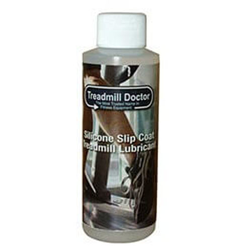 Treadmill Silicone Lube - 8 Oz. Now Odor Free! A Full 8 Oz! Enough for 8 Applications!