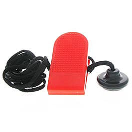 Safety Key for various Pacemaster treadmills