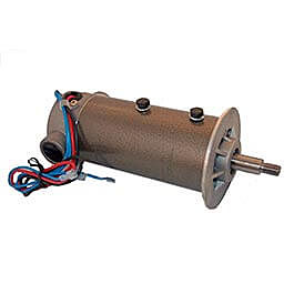 Upgraded 2.9 HP Treadmill Motor for Bolt On Mount - 6 Month Warranty