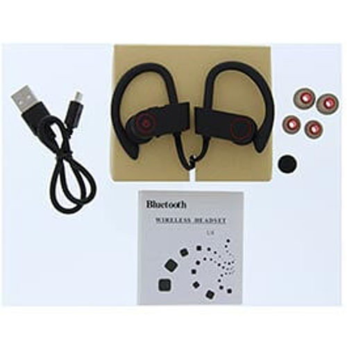 Wireless Bluetooth U8 HD Noise Cancelling Waterproof Headphones