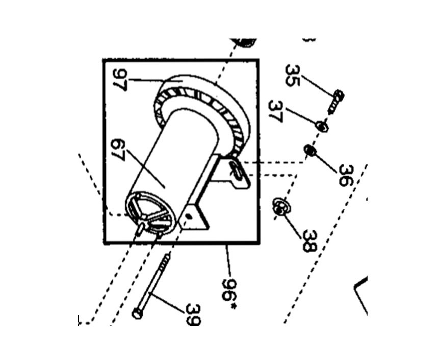 Motor Bracket Instructions