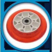 Elliptical Wheels