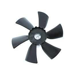 Keys Plastic Cooling Fan 5/8""