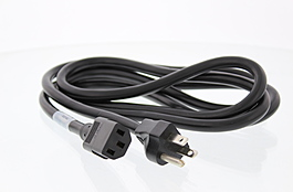 Vision Fitness TF20 TM432 Treadmill  Power Cord Part Number 019370-A