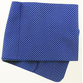 Water Activated Cooling Towel - Blue