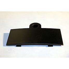 Matrix E1XLS Elliptical Battery Cover;ABS/Black C;U1xLS; Part Number 0000095944