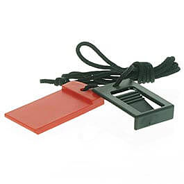 Reebok Treadmill Safety Key - Part Number 119038