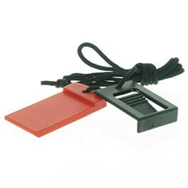 """1"""" Safety Key for Proform & Weslo Treadmills Part number 119038 and 119039"""