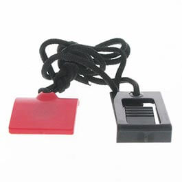 Proform Treadmill Safety Key- Part Number 260830