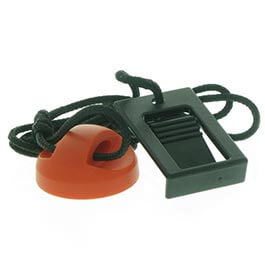 Tony Little Round Magnet Treadmill Safety Key - Part Number 208603