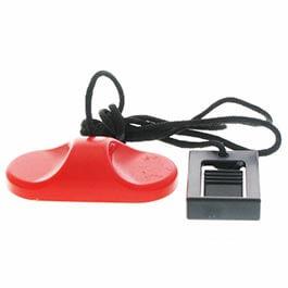NordicTrack A2350 Pro Treadmill Safety Key Model Number NTL123101 Part Number 290806