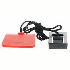NordicTrack T5 ZI Treadmill Safety Key Model Number NTL610092 Part Number 290776