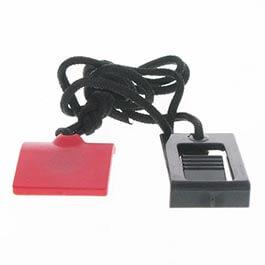 ProForm Crosswalk 397 Treadmill Safety Key Model Number 248431 Part Number 260830
