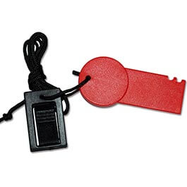 "Sportcraft 1"" Flat Replacement Safety Key"
