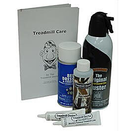 Treadmill Doctor Treadmill Care Kit