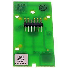 Precor Treadmill Snap Dome D-Pad PCA Circuit Board