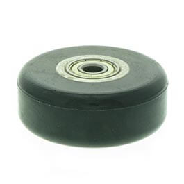 Nordictrack Audiostrider 800 Elliptical Ramp Wheel Model Number NTEL77061 Part Number 253430