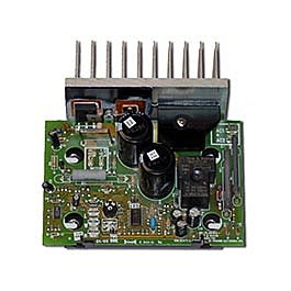 Image 10.6Q Treadmill Motor Control Board Model Number IMTL14070 Part Number 152004