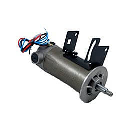 """Upgraded 2.9 HP Treadmill Motor with Left """"U"""" Mount - 6 Month Warranty"""