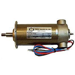 Image 10.4QI Treadmill Drive Motor Model Number 299350, Sears Model 831299350