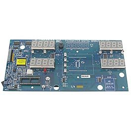 Pacemaster Bronze Basic Digital Upper Electronics / Console Circuit Board (Blue LED)