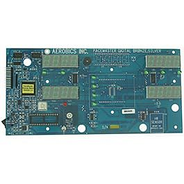 Pacemaster Bronze Basic Digital Upper Electronics / Console Circuit Board (Green LED)