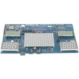 Pacemaster Gold Elite Upper Electronics / Console Circuit Board
