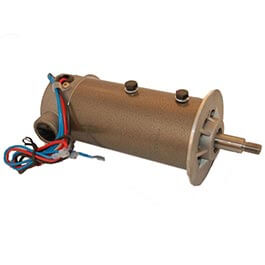 Epic T20 Treadmill Drive Motor Model Number FMTL24940
