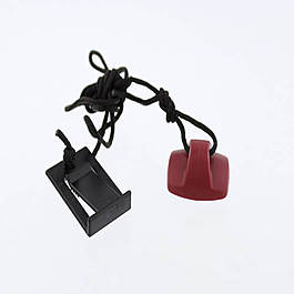 NordicTrack X22I Interactive NTL290161 Safety Key Part Number 347877