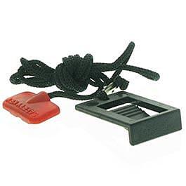 Merit 735T Model Number TM629 Safety Key Part Number 051345-A