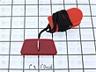 Spirit CT800 - 2014  Treadmill Safety Key Part Number N100013-A5